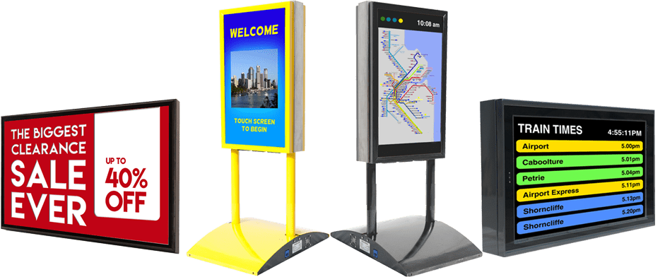 MetroSpec Digital Signage Displays