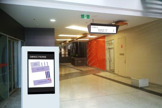 Metrospec Display Kiosk