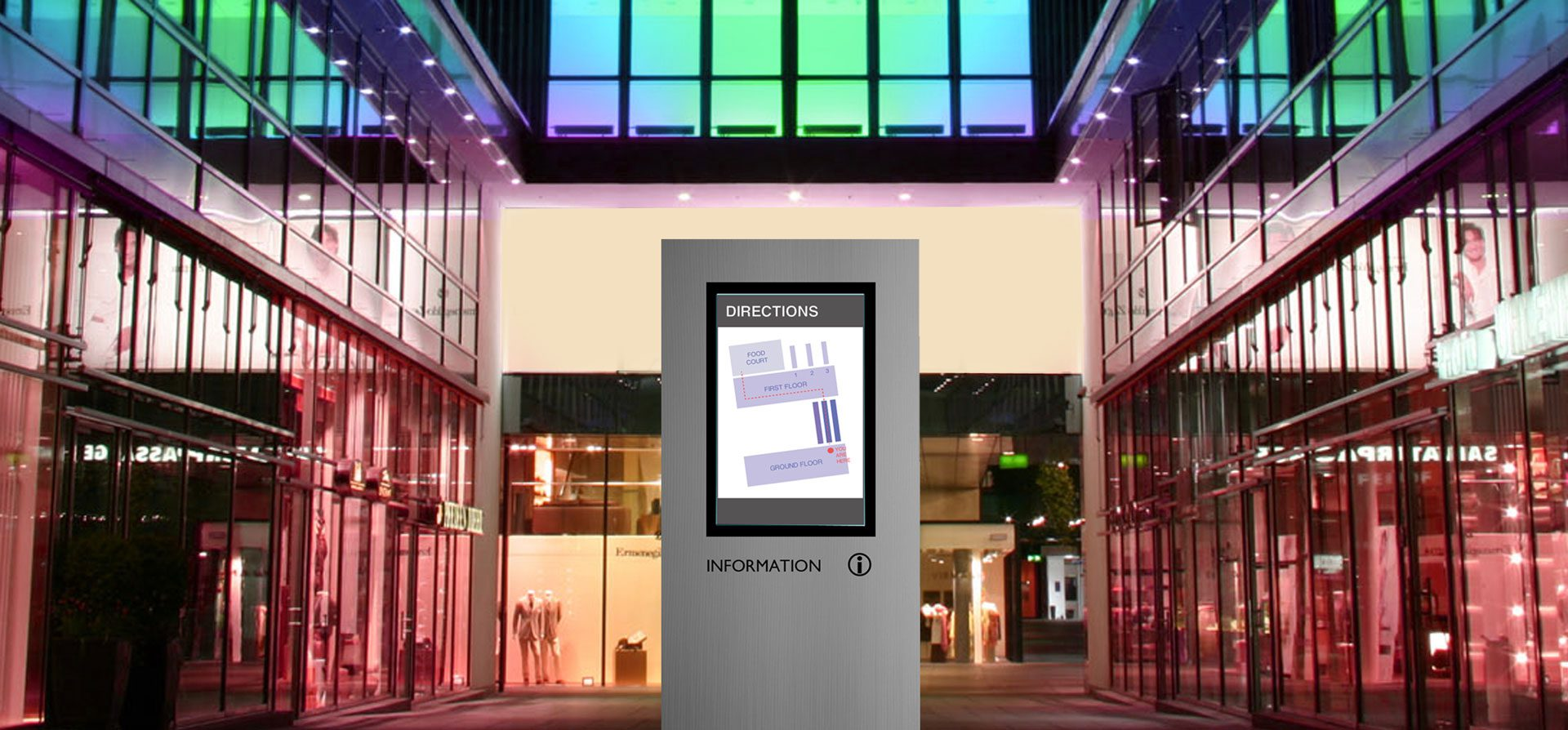 Retail-lcd-digital-displays-shopping-centre
