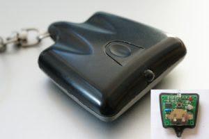 TV-B-Gone Remote Keyring