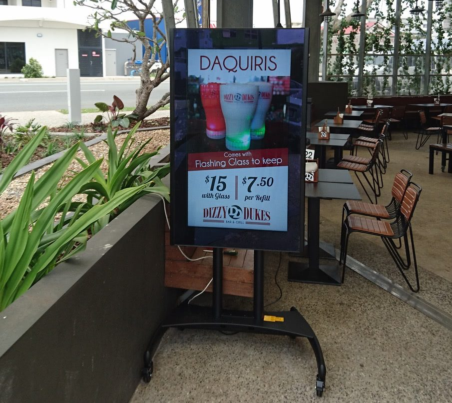 Outdoor Digital Signage Displays – What You Need To Know